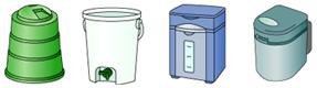 家庭用生ごみ処理容器