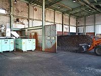 生ごみ減容化及びたい肥化処理施設